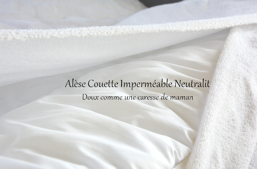 Prot ge couette et oreiller imperm able neutralit for Protege couette