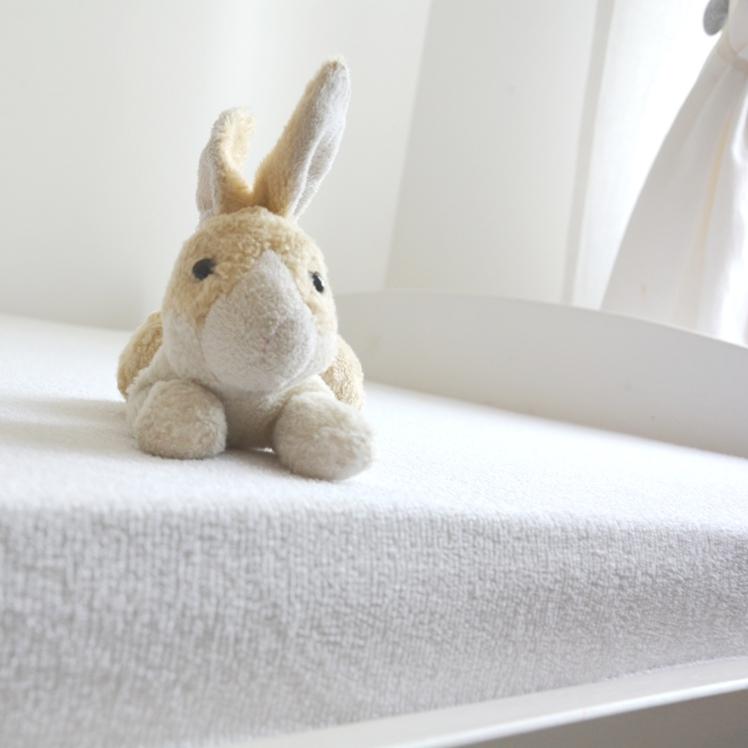 prot ge matelas imperm able coton 140x190. Black Bedroom Furniture Sets. Home Design Ideas